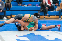 Gallery: Boys Wrestling Evergreen @ Mountain View